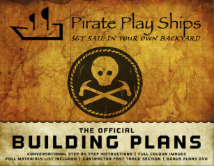 Download Pirate Ship Plans